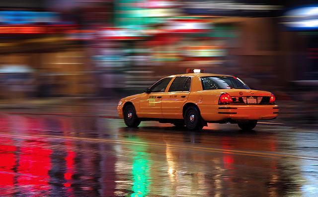 En taxisjåfør fra New York forteller